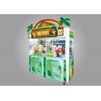 Two Player Big Prize Wining Game Children's Claw Machine For Bars