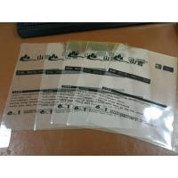 Buy cheap Customized Waterproof Moistureproof  Polythene Clothes Bags / Plastic OPP Bags For Packaging product