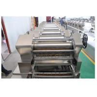 China Stainless Steel Automatic Non-Fried Noodle Making Machine Production Line