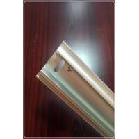 Buy cheap 6063 Anodize Sivery Window Curtain Wall Profiles for Industrial Aluminum from wholesalers