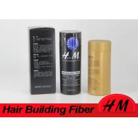 Buy cheap 30g Hair Powder Instant Hair Thickening Fiber Make Private Brand OEM Black Brown Blonde product