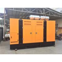 Unit Noise Limit 75 DB ( A ) 100kw Diesel Generator Fuel Tank For Factory / Drilling
