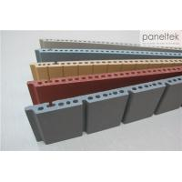 Buy cheap Colorful Exterior Facade Panels F18 , Constructed Terracotta Building Material  product