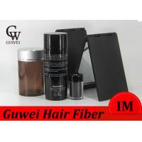 Buy cheap 12 Colors Plus Mens Hair Thickening Powder Salon Used Hair Loss Fibers FDA Approved product