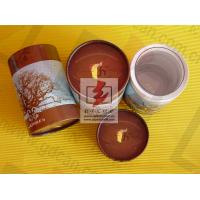 Buy cheap Biodegradable Paper Cans Packaging Wedding Gift Tube Boxes product
