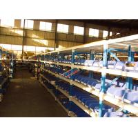 Buy cheap Medium Duty  Long Span Shelving Boltless Storage Rack With Posts / Beams / Shelves product
