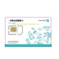PostPaid Telecom SIM Card with Personalization without Card envelope