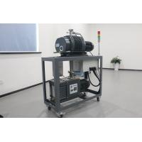 Oil Sealed Industrial Vacuum Pump Systems , 600 m³/h Vacuum Pump Cooling System