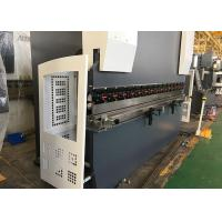 Full Auto NC Press Brake Accurl Brand 200T 6000MM With WILSON High Speed Top Clamping