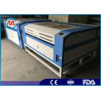 Honeycomb Table 40w Co2 Mini CNC Laser Cutting Machine For Fabric