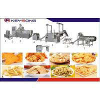 Buy cheap Frying Pellet Snack Food Making Machine , Rice Chips Making Machine product