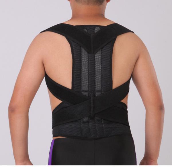 Quality Medical Scoliosis Humpback Correction Belt / Lower Back Support Belt Spandex Material for sale