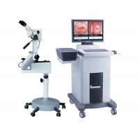 Buy cheap Optical Colposcopy Equipment With Special Swing Arm WINXP / WIN7 32bit from wholesalers