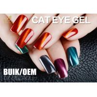 Solvent Free Changable Cat Eye Gel Nail Polish 3D Effect Liquid No Nicks