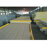 Buy cheap 10kg Graduation Electronic Lorry Weighbridge 3.4*14m Steel Q235 Material High Strength product