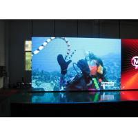 Buy cheap 1080P video Small Pitch LED Display 480x480mm 64x64 dot Module Resolution product