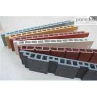 Buy cheap Building Facade Clay Tile Wall CladdingAnti - Cold With Self - Cleaning System product