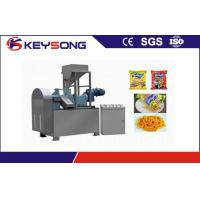 Buy cheap Kurkure Cheetos Nic Naks Food Processing Equipment , 100 -150kg / H  Food Product Making Machine  product
