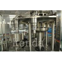 Easy Operation 3 - 5 Gallon Barrel Filling Machine With Water Spraying Device