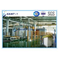 Buy cheap Chaint Pallet Wrapping Machine Electric Driven With PLC Based Control System from wholesalers