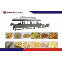 Buy cheap Small Automatic 3d Papad Making Machine , Multifunction Snack Food Production Line product