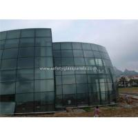 Buy cheap Bathroom Euro Grey Float Tempered Glass Sheets Fire Resistant Shockproof product