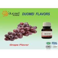 Grape Fresh Natural Artificial Cold Drink Flavours For Vape Liquid