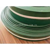 Buy cheap Non - Skid 1mm PVC Conveyor Belt Industrial Conveyor Belts With Skirt Sidewall product