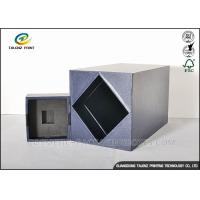 Buy cheap Delicate Design Rectangle Gift Boxes , Plain Paper Candy Box OEM Accepted product