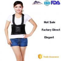 Buy cheap Customized Size Lumbar Support Brace / Waist Protection Belt With Suspenders product