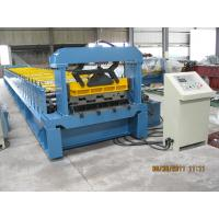Automatical Steel Floor Decking Roll Forming Machine For Construction Machinery