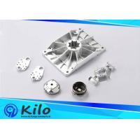 Satin Finish Metal Machining Parts SGS Approval For Sweeping Robot Prototype