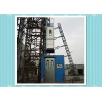 Buy cheap Industrial 1.5 Ton Construction Material Hoist Rack And Pinion Elevator product