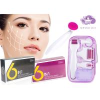 Buy cheap DRS 6 In1 Micro Disposable CE Approved Derma Roller Kit For Blood Vessels Removal product