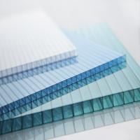 Buy cheap Plastic Polycarbonate PC Hollow Sheet for Green House product
