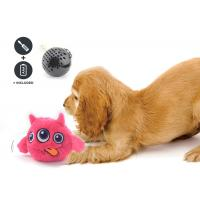 Buy cheap Non Toxic Dog Entertainment Toys , Indoor Plastic Material Pet Dog Toy product