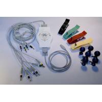 Hospital / Clinical Handheld ECG Machine CV200+ with Phenotype Acquisition Box
