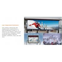 Buy cheap P16 Billboard Advertising Led Display Screen RGB Rolling Fixed Installation product