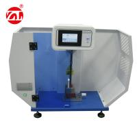 Digital Type Abrasion Testing Machine  , 5.5J Electronic Charpy Impact Plastic Testing Machine