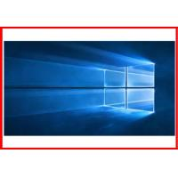 Buy cheap Microsoft  Windows 10 Pro Product Key OEM 64 Bit Retail Box for COA Sticker from wholesalers