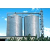 Flat-bottom Steel Silo