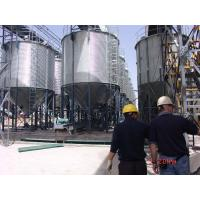 Grain Storage Silo Hopperbottomsteelsilowith60degreehopper()