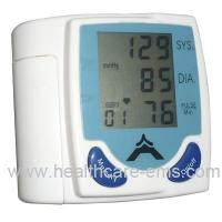 Buy cheap Fully Automatic Wrist Style Digital Blood Pressure Monitor AH-200 product