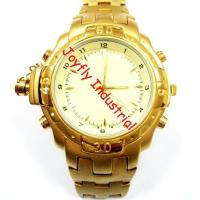 Buy cheap Pro series Dedicated Voice Recorder Golden Watch with AUTO Stealth Mode product