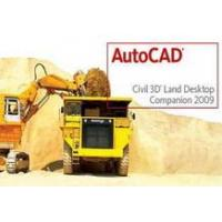 Buy cheap AutoDesk Autocad Civil 3D 2009 Land Desktop C product