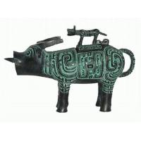Bronzecategory T1226  Cattle-respect