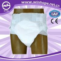 Buy cheap Adult Diaper with PE film product