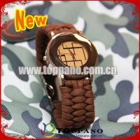 Buy cheap fashion paracord bracelet watch product