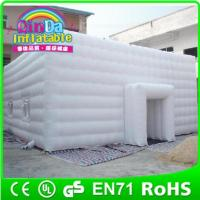 Buy cheap Giant inflatable cube tent product