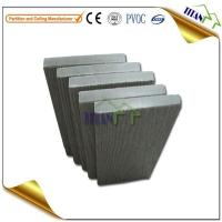 Buy cheap Wood Fiber Cement Soundproof Wall Fiber Cement Board for House Design product